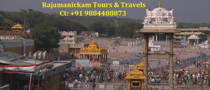 Chennai to Tirupati Car Rental | South India Tours Package