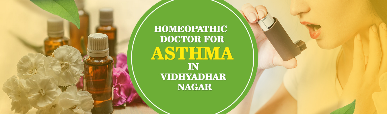Top Homeopathic Doctor for Asthma in Vidhyadhar Nagar, Jaipur - Meditech Homeo Care