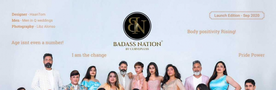 Badass Nation Cover Image