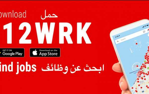 If you are looking for a Job, the i12WRK App will Help you