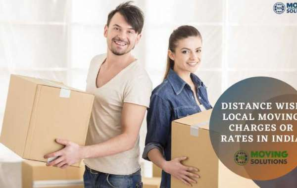 Distance Wise Local Moving Charges or Rates in India