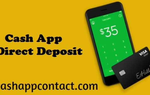 How to enable the Cash App direct deposit?
