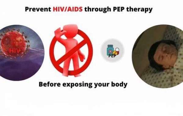 Stop HIV aids through PEP therapy