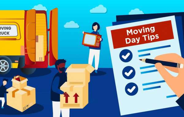 3 essential moving day tips