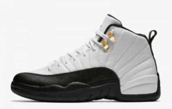 130690-160 New Air Jordan 12 Retro White Dark Grey 2021