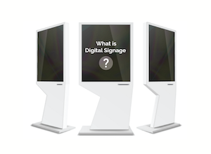 What is Digital Signage?   The Most Accurate Definition   Intuiface Blog