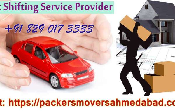 Make your Household Relocation easy with Packers and Movers Ahmedabad