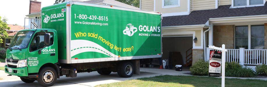 Golan's Moving and Storage Cover Image