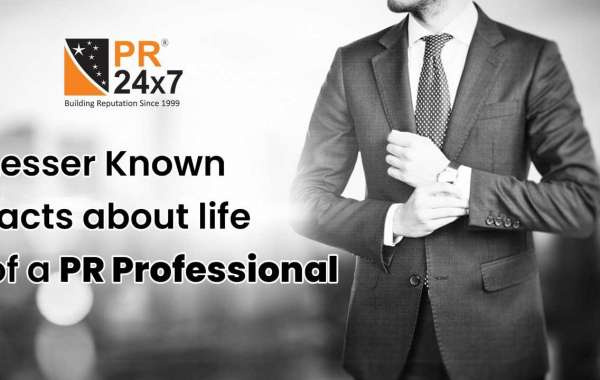 Lesser Known facts about life of a PR Professional