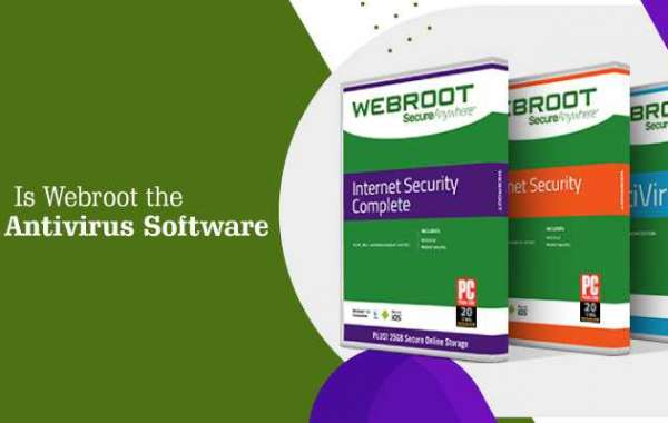 Everything About Webroot Antivirus Software