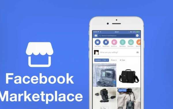 Can't unlock Facebook marketplace because of glitch in symbol? Get help from group.