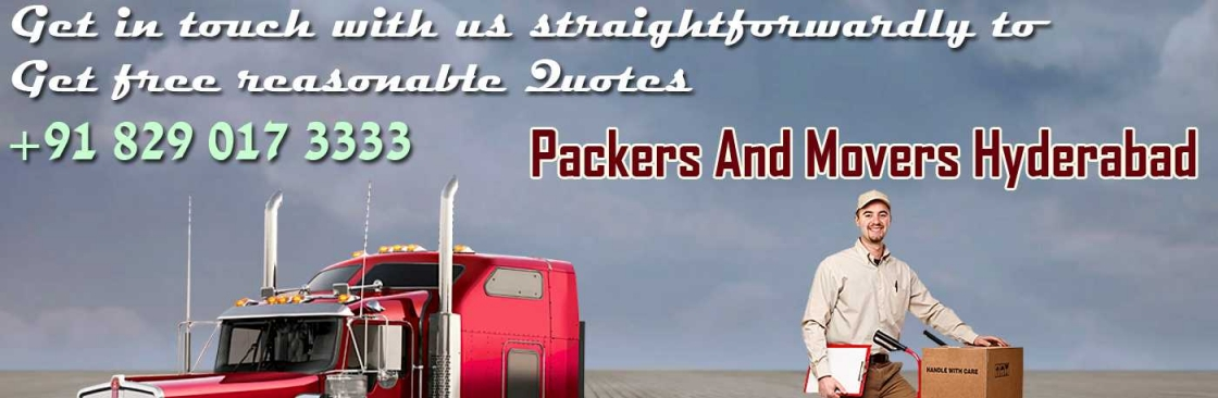 Packers Movers Hyderabad Cover Image
