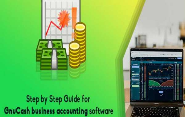 Step by Step Guide for GnuCash business accounting software