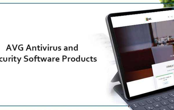 AVG Antivirus and Security Software Products