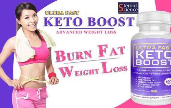 How Does Ultra Fast Keto Boost Formula Truly Work?
