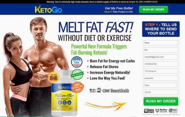 How Much Does KetoGo Product  Cost ?