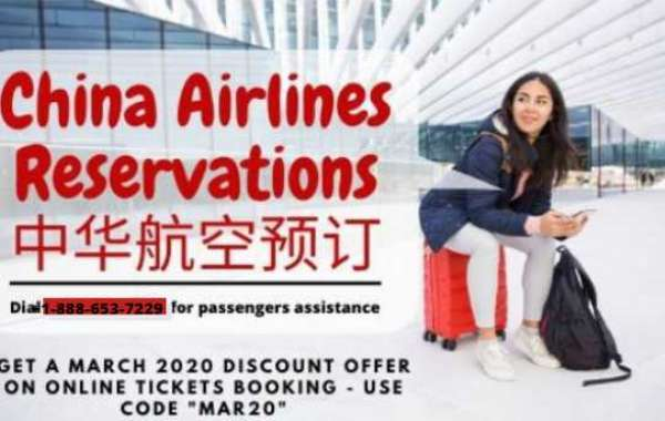China Airlines Reservations