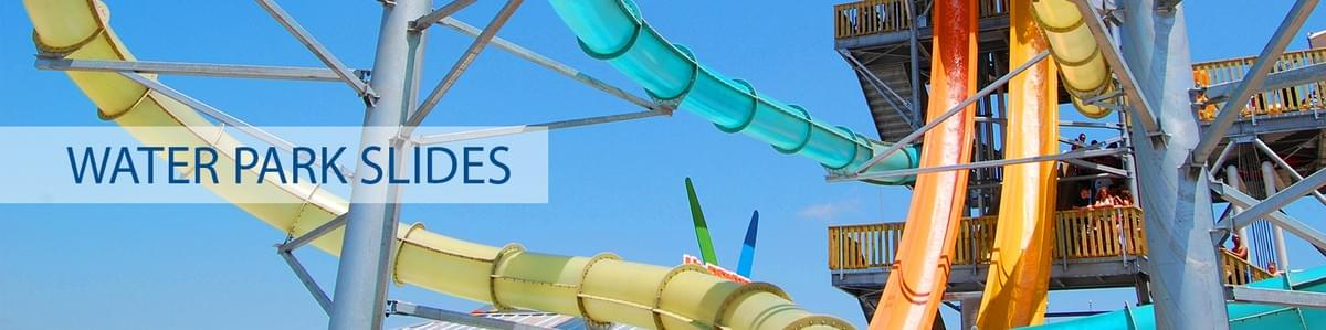 Starting Blocks Swimming and Water Park Slide from Certified Manufacturers