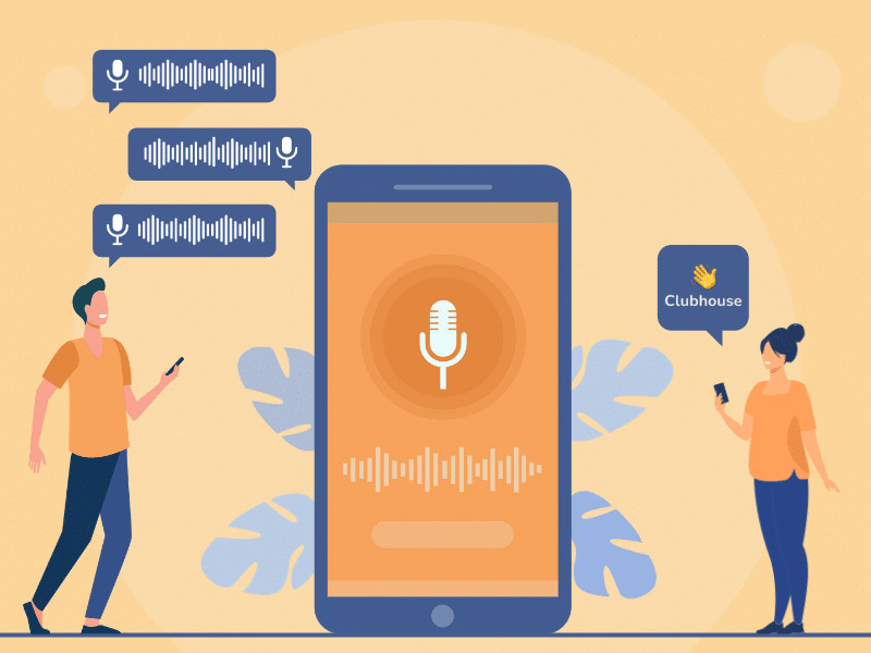 Cost to Develop A Voice Chat App Like Clubhouse Clone