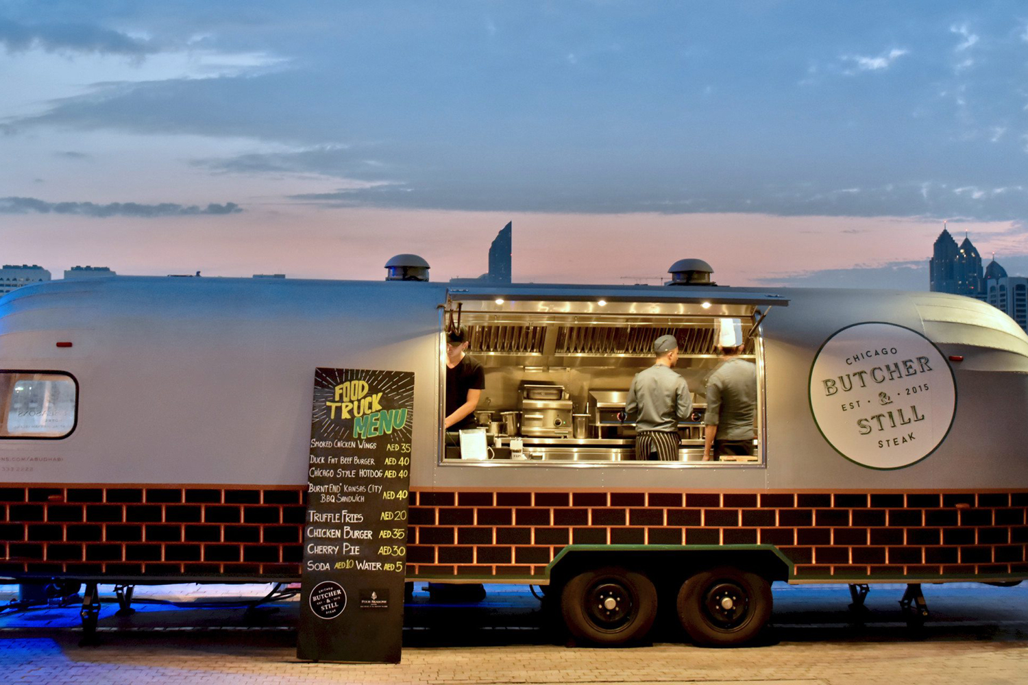 Food Truck License in Dubai - Process To Apply Food Truck License