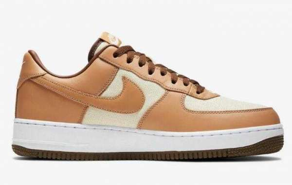 "2021's Nike Air Force 1 Low ""Acorn"" DJ6395-100 to Debut on April 29, 2021"