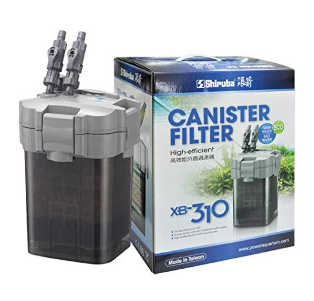 Shiruba XB-310 External Canister Filter (for 150 to 350 liters)