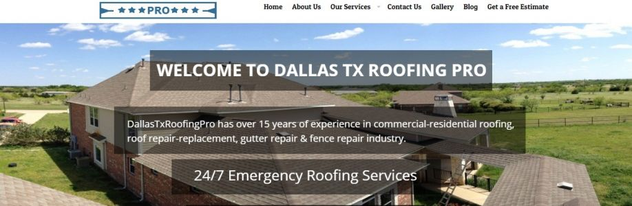 Dallas Tx Roofing Pro Cover Image