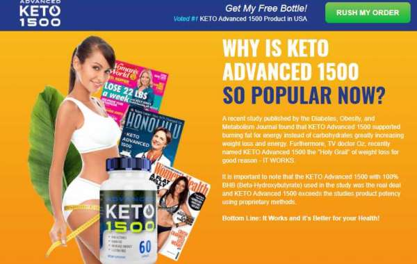 Get The Maximum & Instant Results WithKeto Advanced 1500 Canada!