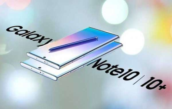 Update for the Samsung Galaxy Note 10 with improvements in its camera