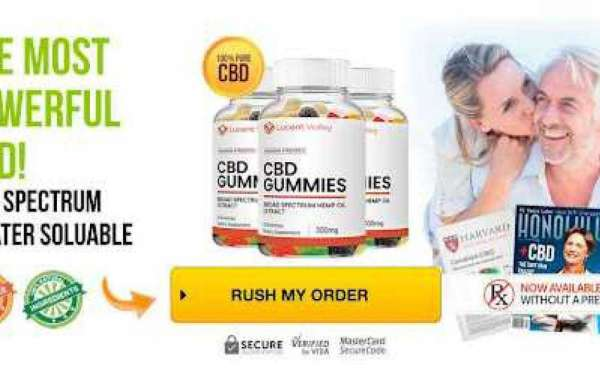Instructions to Use Lucent Valley CBD Gummies!!
