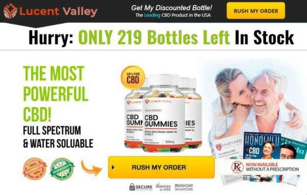 Instructions to Use Lucent Valley CBD Gummies!