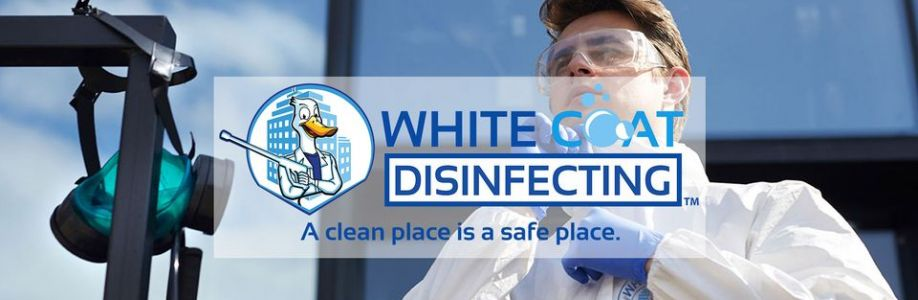 White Coat Disinfecting Cover Image