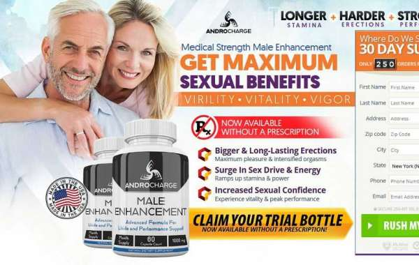 What Exactly Is AndroCharge Male Enhancement?