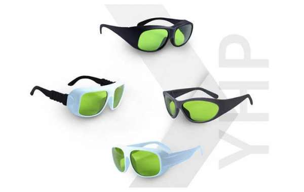 laser hair removal safety glasses