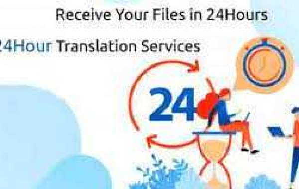 24 Hour Translation Services  Reliable and Accurate