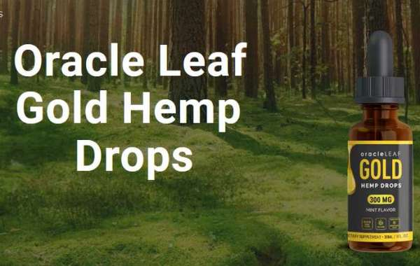 Oracle Leaf Gold Hemp Drops: [Shocking Results] Ingredients, Pain Relief | Price, Light Or Work?