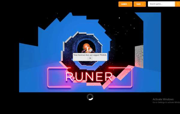 Run 3 is a special game