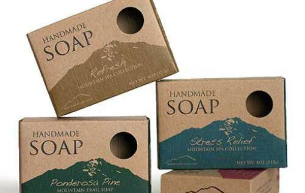 Buy Clean and Natural Soap Boxes For Your Home