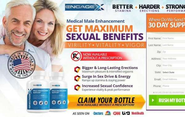 Is EngageX Male Enhancement Safe To Use ?