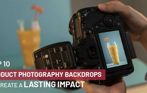 Best-ever Product Photography Backdrop Ideas for A Lasting Impact