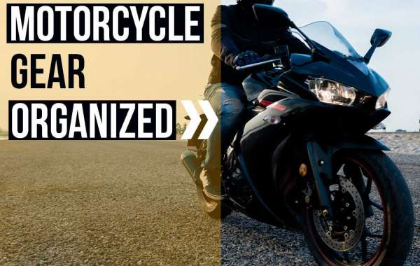 Get Your Motorcycle Gear Organized
