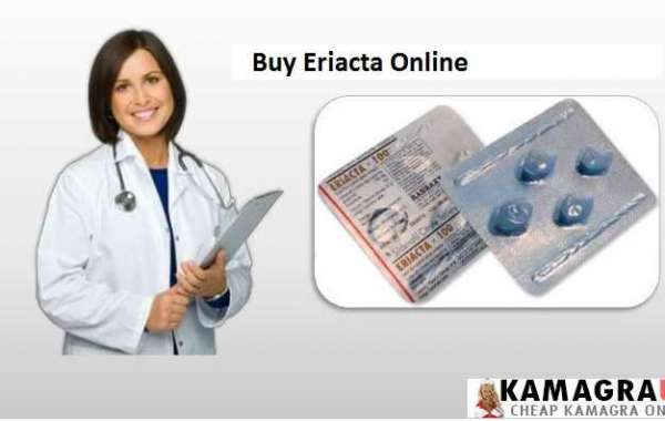 Impotent Male Can Restore Lost Manhood with Eriacta Online
