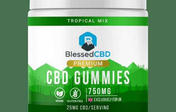 Blessed CBD Gummies ( United Kingdom ) — Reviews, Ingredients, Effects And Benefit's!