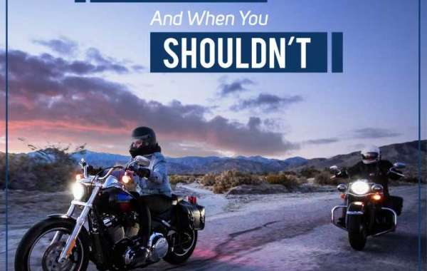 When You Should Ride And When You Shouldn't?
