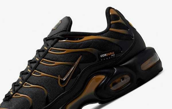 """The Nike Air Max Plus """"Cordura"""" DO6700-001 in this store is not bad!"""